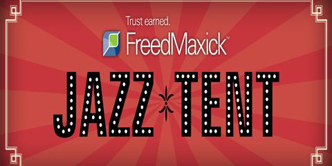 Jazz Tent - Rocherster CPA